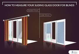 blinds for sliding glass doors easy steps to measure sliding glass door for blinds blackout curtain