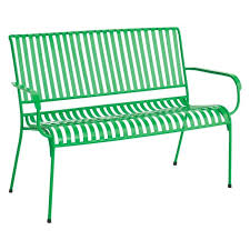 Garden Bench Seat  Home Outdoor DecorationGarden Metal Bench