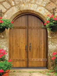 open arched double doors. Curved Wooden Doors Elegant Double Arched Entry Gallery Design Modern Of Open