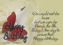 Happy birthday message for x ~ Happy birthday message for x ~ Birthday wishes for ex boyfriend greetings
