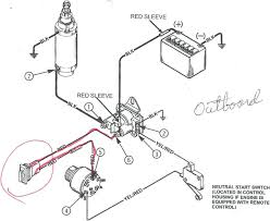 Mercruiser neutral safety switch diagram wiring diagram portal