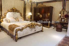 Luxury Bedroom Furniture 0063 2014 Italy Design Wooden Carving Royal Home Furniture Luxury