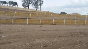 Small Picture 19 Best Vertical Railway Sleeper Retaining Walls Images On