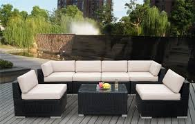 Stylish Outdoor Wicker Lounge Furniture Great Price Close To Home Outdoor Lounging Furniture
