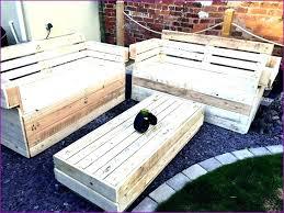 wooden pallet garden furniture. Wooden Pallet Deck Wood Outdoor Furniture Into Garden . O