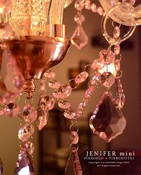 pink gold pink crystal princess system efficiency of superior grade compact fashion for the dining for the chandelier pink antique like 3 light