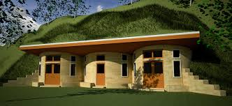 Stunning Earth Contact Home Designs Ideas  Interior Design Ideas Earth Contact Home Plans