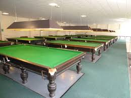 the snooker in the green baize at skegness butlins is free to play so the tables do get some heavy traffic over the year and need regular visits from gcl