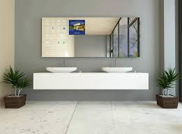 Badezimmerspiegel Mit Heller Beleuchtung Luxuriös Vorstellungen