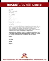 Cease And Desist Letter Template Rocket Lawyer