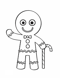 Small Picture Gingerbread man coloring pages christmas ColoringStar