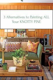 the knotty pine problem 3 alternatives
