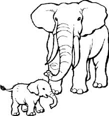 Small Picture 24 best z Blank Pattern Elephants images on Pinterest Drawings