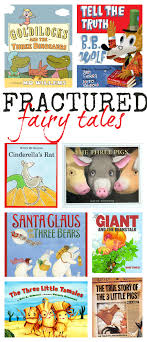 14 Fractured Fairy Tales - No Time For Flash Cards