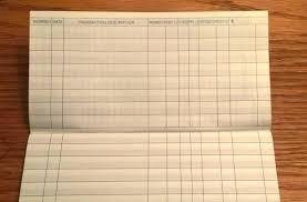 Printable Check Register Book Cheque Book Record Template Altpaper Co