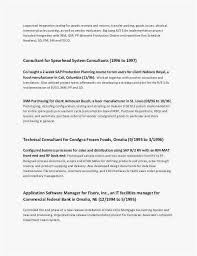 Example Of The Perfect Resume New New Resume Header Template Example Resume Templates Microsoft Word