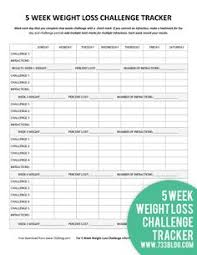 Office Weight Loss Challenge Tracker 7 Best Health Images On Pinterest