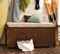 outdoor storage bench cushion