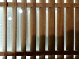 Glasintegrierter Sonnenschutz Sonnenschutz Verglasungen