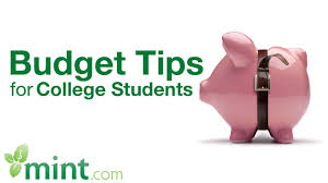 How To Budget As A College Student Budgeting Tips For College Students Mint Student Finance Tips