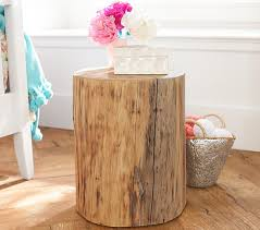 trunk table furniture. Stump Side Table Trunk Furniture