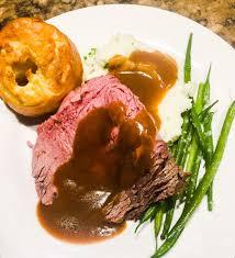 prime rib roast dinner. Exellent Dinner Prime Rib Dinner With Roast