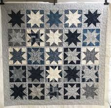 Fabadashery Longarm Quilting: August 2016 & Sian's Janet Clare Star Quilt Adamdwight.com