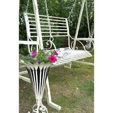 lady susanna garden swing bench