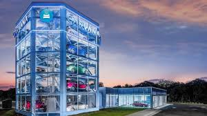 Vending Machine Houston Beauteous The Strangeness Car Vending Machine The Grey Area News