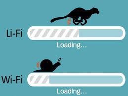 li fi a technology 100 times faster than wi fi