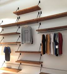 Clothes hanging shelf Laundry Room Set Of Turnbuckle Shelf Brackets For Floating Door Silicatestudio Pinterest Original Turnbuckle Shelf Brackets For Floating Shelves Hardware