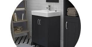 free standing sink. Freestanding Vanity Unit Free Standing Sink I