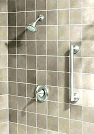 height of shower grab bar shower grab bar height bathtub placement bars using for suction ada height of shower grab bar