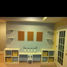 could turn shelves so skinny sides are legs for a older kids desk space to place inside room for studying