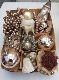 Lovely antique Christmas glass ornaments from my private collection.  Jennysvitavillervalla.blogspot.se