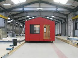 Flatpack House Interior Design Pint Sized House When Sewage Becomes Exciting Idolza