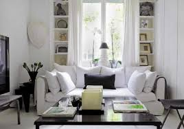 ... Decorating Your Interior Design Home With Cool Superb All White Living  Room Ideas And The Right