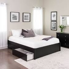 Best storage bed Platform Bed Prepac Queen Select 4post Platform Bed With Optional Drawers Overstockcom Buy Storage Beds Online At Overstockcom Our Best Bedroom