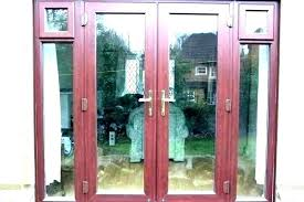 how to replace a patio door installing doors installation cost sliding replacement d