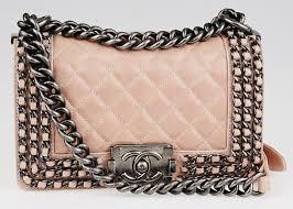 chain chain trim boy bag 4 900 via yoogi s closet