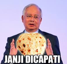 Image result for Najib promotes racism