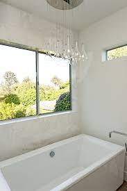 contemporary pendant lights luxury transitional style bathroom with 9 light multi pendant above bathtub