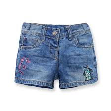 Aliexpress.com : Buy Girls Denim Shorts <b>Summer Brand</b> Embroidery ...