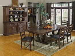 rustic dining table sets. fascinating contemporary decoration best rustic dining room white table set: small size sets