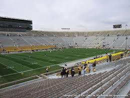 Notre Dame Stadium Seating Chart Garth Brooks Notre Dame Stadium View From Lower Level 13 Vivid Seats