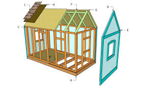 easy to build playhouse plans diy playhouse plans free playhouse plans with loft playhouse with loft plans free