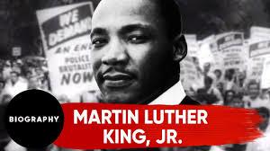 Martin Luther King Jr Minister Civil Rights Activist Mini Bio Bio