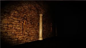 dark basement stairs. Dark Basement. Report Rss The Chapel - Basement And Crosses (view Original) Stairs