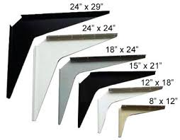 heavy duty countertop brackets workstation and counter support brackets