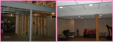basement remodels before and after. Amazing Finished Basement Before And After Remodels D